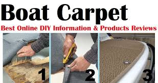 Installing Carpet In A Boat by The Ultimate Diy Guide To Marine Carpet Replacement Boat Carpet