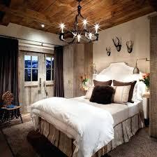 Rustic Decor Bedroom Sophisticated Industrial Design