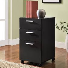 Lorell File Cabinet 3 Drawer by Altra Furniture Benjamin 3 Drawer File Cabinet In Natural And Gray
