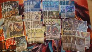Five Headed Dragon Deck Profile by Mega Flare Victor Cats Deck Profile Cardfight Vanguard Zone