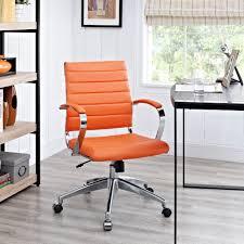 Modway EEI 273 ORA Jive Mid Back fice Chair in Orange