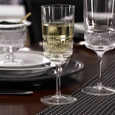 Ralph Lauren Broughton Crystal White Wine Single