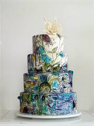 Wedding Inspiration Top 12 Cool Wedding Cakes