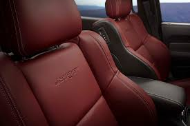 Dodge Durango Captains Seats by 2018 Dodge Durango Srt First Look The Nearly 500 Hp Three Row