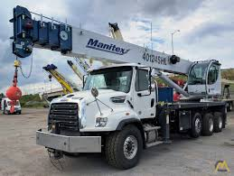 40t Manitex 40124SHL Boom Truck Crane Trucks Cranes, Material ... Elliott Hireach Boom Truck Crane With Outriggers 50ft Reach Grove National Trucks To Be Featured In Manitowocs Icuee Develops Tractormounted Boom Truck Industrial Altec Ac38127s 38ton For Sale Material Daewoo 7 Tons With Man Lift Basket Quezon City 8 Ton Telescopic Buy Trucksmall Homemade Gtnyzd8 Stock Photo Image Of Structure Technology 75290988 35t Manitex 35124c Or Rent 28t 28105r 4 Isuzu Hydraulic Mounted Telescoping Loading Crane