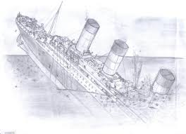Titanic Sinking Simulation Real Time by 12 Titanic Sinking Simulator Online How To Draw Sinking