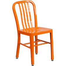 Flash CH-61200-18-OR-GG Orange Metal Indoor Outdoor Slat Back Dining ... Saddle Leather Ding Chair Garza Marfa Jupiter White And Orange Plastic Modern Chairs Set Of 2 By Black Metal Cafe Fniture Buy Eiffel Inspired White Orange With Legs Grand Tuscany Total Sizes Wd325xh36 Patio Urban Kitchen Shop Asbury With Chromed Velvet Vivian Of World Market Industrial Design Slat Back Products Flash Indoor Outdoor Table 4 Stack