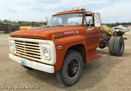 1969 Ford 600 Truck Chassis | Item DB1353 | SOLD! August 3 C...