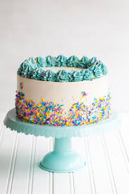 Cakes Decorated With Candy by Best 25 Funfetti Cake Ideas Only On Pinterest Birthday Cake