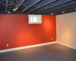 Cheap Basement Ceiling Ideas by Best 25 Unfinished Basement Ceiling Ideas On Pinterest