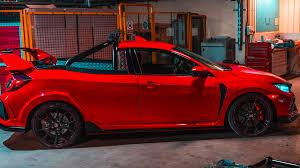 100 I Need A Truck Honda Engineers Built Honda Civic Type R Pickup Nd Now