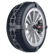 Thule K-SUMMIT Snow Chains For NISSAN QASHQAI II Closed Off-Road ...