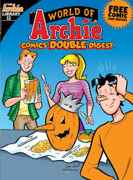 Halloween Haunt Worlds Of Fun 2015 Dates by Check Out The Archie Comics September 2015 Solicitations Archie