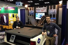 Diamondback Bed Cover by In Bed Cng U0026 Lpg Tonneau Covers Products Green Fleet Work Truck