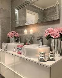 dekoration für badezimmer auswählen ideen für jeden stil