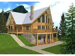 Mountain Cabin Home Plans Lovely House Small Cottage