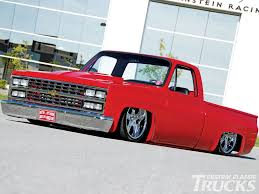 1985 Chevy C10 Pickup Truck Lowered Truck Photo 3 | Truck Ideas ...