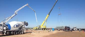 100 Concrete Pump Truck Rental BLT Companies Construction Supplier In Yuma AZ BLT Companies