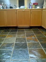 sealing tile floor kitchen slate floor after sealing ceramic tile