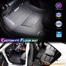 Maxpider Floor Mats Canada by Maxpider 3d 3 Layered Carbon Fiber Custom Fit Porsche Macan