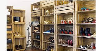 caisse a vin en bois déco récup des meubles à faire avec des caisses en bois