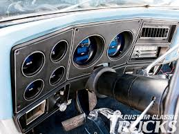 1973-1987 Chevy C10 & GMC Truck Dakota Digital Gauge Cluster ... Old Parked Cars Vancouver Gmc Double Shot 1966 Pickup 1973 Chevrolet K5 Blazer Wikipedia 731988 Chevygmc Truck Flickr And Truck Brochures Light Duty Sierra Questions Driveshafts 79 Cargurus How Does One Value A 1977 Grande Camper Special 2wd 34 Ton Original Paint All Of 7387 Chevy Edition Trucks Part I Build 731987 Chevygmc Front Shackle Mounts Youtube Jimmy Wheels Us Pinterest Jeeps Amazoncom Vintage Air Gen Iv Surefit Complete System Kit