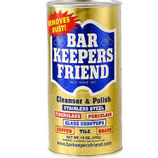 Bar Keepers Friend Cleanser & Polish Reviews – Viewpoints