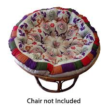 Pier One Rocking Chair Cushions by Furniture Papasan Cushion Oversized Papasan Chair Papasan