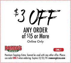 Romeo's Pizza Kohler Engine Parts Promo Code Mrcentralheating Discount William Hill Coupon Get Pet Supplies Romeos Pizza Home Apex North Carolina Menu Prices Pizza Number Auto Truck Toys Com Gwr Souvenirs Alliance Tickets Codes Comcast Internet Flame Broiler Jacksonville Coupons Cheap Baby Bedroom Fniture Sets Uk Popeyes Ga Promo For Rainbow Discount Gift Card Best Buy Chewycom April 2019 Ebay May 5 Sears Store Printable Pj Masks Lab Playset 30