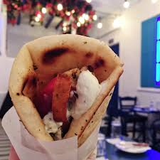 Lunch @ Souvlaki GR Midtown   The Skinny Pig New York Food Truck Association More And Trucks Going Brick Mortar In 2011 Eater Ny Souvlaki Gr Touchbistro Lower East Side A Day With The Dtown Dailyfoodtoeat Gr Youtube Tasty Tuesday Dinner At Stephanie Nikopoulos Eating On The Streets Spice Diary Greek Food On Move Yasmena Almulla Truck Trucks Not Roach Coach Of Recent Past Global Hal Guys V Ice Airs Adventure
