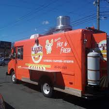 Lucky Dog Food Truck - New Haven Food Trucks - Roaming Hunger Dr Dog Food Truck Sm Citroen Type Hy Catering Van Street Food The Images Collection Of Hotdog To Offer Hot Dogs This Weekend This Exists An Ice Cream For Dogs Eater Paws4ever Waggin Wagon A Food Truck Dicated And Many More Festival Essentials Httpwwwbekacookware Big Seattle Alist Pig 96000 Prestige Custom Manu Home Mikes House Toronto Trucks Teds Hot Set Up Slow Roll Buffalo Rising Trucks Feeding The Needs Gourmands Hungry Canines