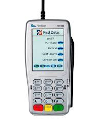Verifone Contact Number Helpdesk by Vx 820 Duet Wired Pos Terminal For Your Business First Data