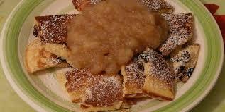 cuisine autrichienne recette cuisine autrichienne des kaiserschmarrn crêpes à l impériale