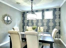 Dining Room Wallpaper Accent Wall Dramatic For Kids Storage