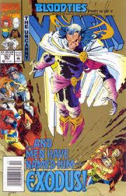 X Men 307 Pressman
