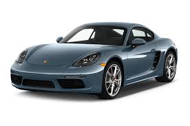 2017 Porsche 718 Cayman Reviews And Rating | MotorTrend