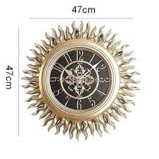 Gear Clocks For Sale Small Arabic Wall Clock Industrial