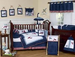 Aviator Crib Bedding Set 9 piece MyPilotStore