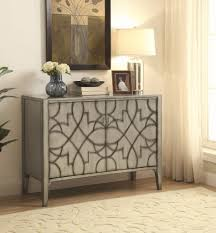 Coaster Curio Cabinet Assembly Instructions by 950631 Accent Cabinet In Grey By Coaster