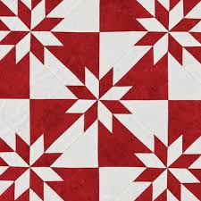 Closeup - GO! Festive Hunter Star Quilt Pattern (PQ10293) - Made ... Sunflower Barn Quilts Cozy Barn Quilts By Marj Nora Go Designer Star Quilt Pattern Accuquilt Eastern Geauga County Trail Links And Rources Hammond Kansas Flint Hills Chapman Visit Southeast Nebraska Big Bonus Bing Link This Is A Fabulous Link To Many 109 Best Buggy So Much Fun Images On Pinterest Piece N Introducing A 25 Unique Quilt Patterns Ideas Block Tweetle Dee Design Co