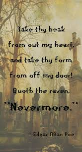 Halloween Two Voice Poems The by Edgar Allan Poe From The Following Timeless Literary Quotes