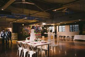 Cupo Brisbane Industrial Warehouse Wedding Venue