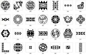 Tribal Tattoos And Meanings Tattooic