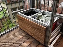 outdoorküche grillwagen mit aluprofilen grillforum und bbq
