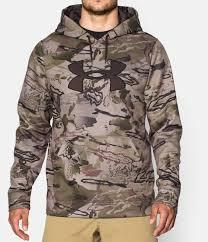 men u0027s armour fleece camo big logo hoodie under armour us