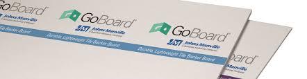 goboard tile backer board jm