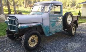 Willys Truck Parts Ebay