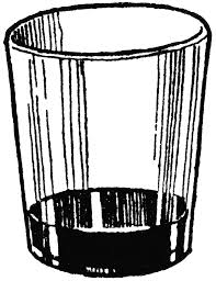 Glassware Clipart