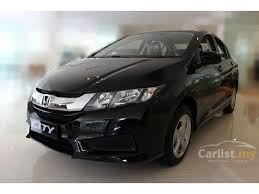 Honda City 2016 S i VTEC 1 5 in Selangor Automatic Sedan Black for