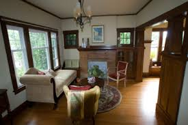 Interior Craftsman Style Homes In